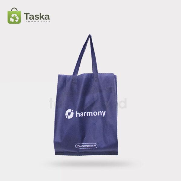 Tas Spunbond Custom Harmony Sisi Depan