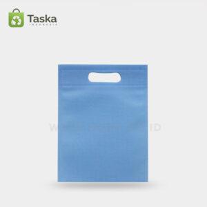 Tas Press Spunbond Oval Biru Muda