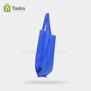 Tas Spunbond Handle Biru