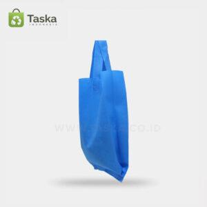 Tas Spunbond Handle Biru Pocari