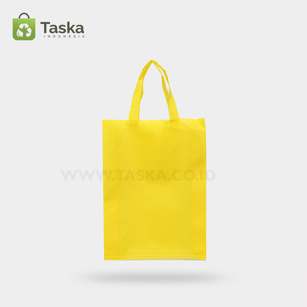 Tas Spunbond Handle Kuning