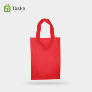 Tas Spunbond Handle Merah