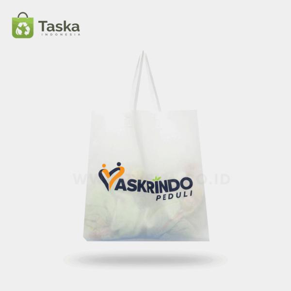 Tas Spunbond Custom Askrindo Sisi Depan