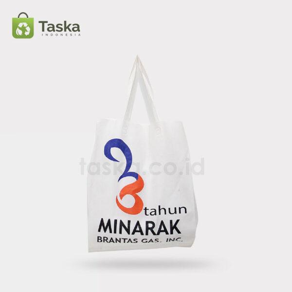Tas Spunbond Custom Minarak Sisi Depan