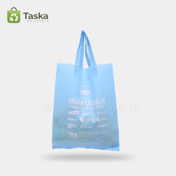 Tas Spunbond Custom Phone Store Sisi Depan