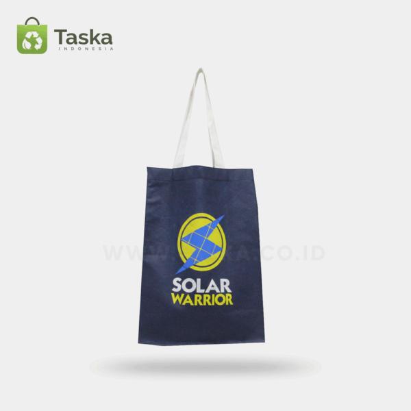 Tas Spunbond Custom Solar Warrior Sisi Depan