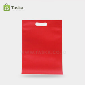 Tas Press Spunbond Oval Merah