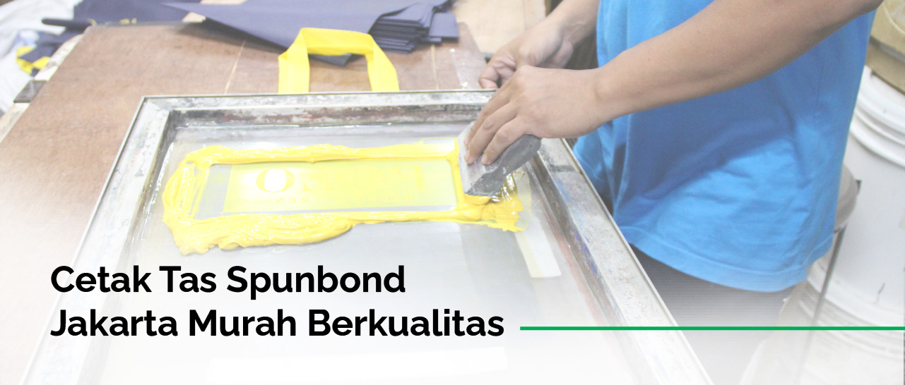 Cetak Tas Spunbond Jakarta Murah Berkualitas